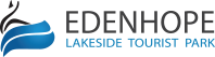 Edenhope lakeside holiday park logo